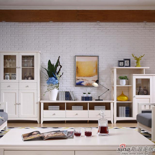 S5034电视柜-S5040双门高厅柜