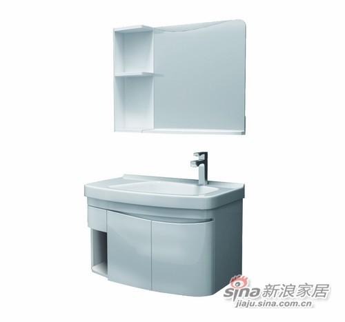 恒洁浴室柜HGM5322