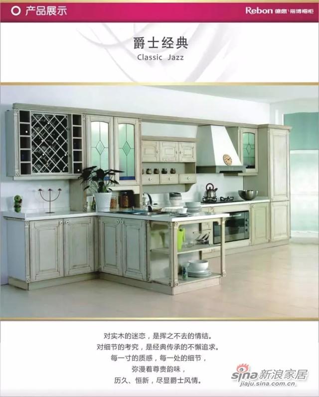 德意丽博橱柜 整体厨房橱柜-1
