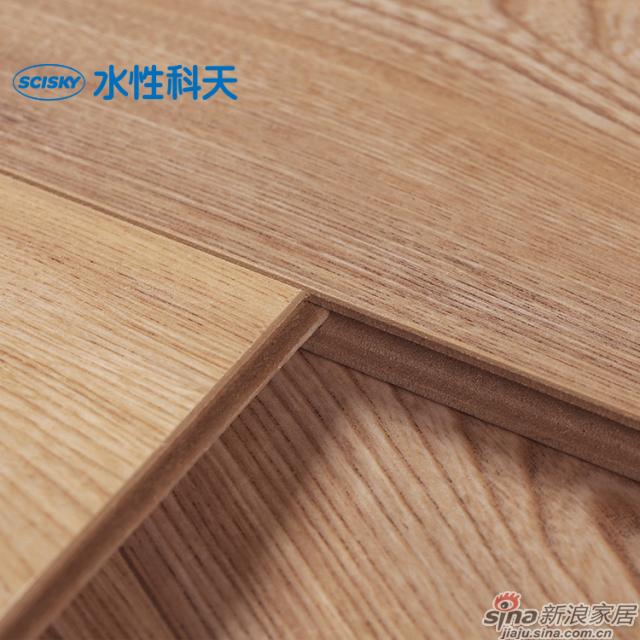 盖尔登橡木强化地板-4