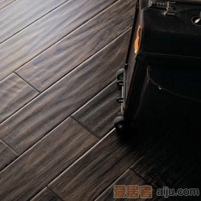 比嘉-实木复合地板-皇庭系列:雪域青冈木(910*125*15mm)