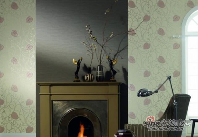 玛堡墙纸 现代简约欧式无纺壁纸图片