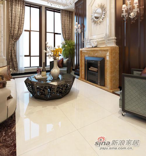 兴辉瓷砖金刚釉2代:牡丹玉1SG801006F