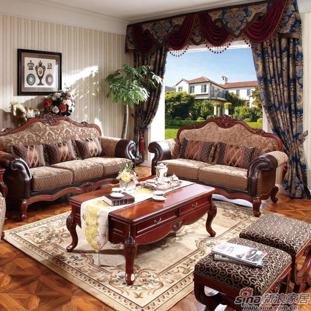 巴克庄园BK002沙发