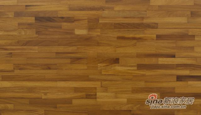 得高karelia三层实木地板 三拼绿柄桑-2