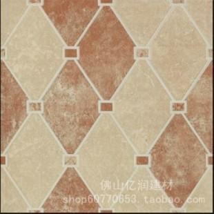 洛奇斯陶瓷/欧式仿古砖/防滑瓷砖/地砖/客厅/卧室/阳台/400*400mm图片