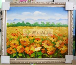 向日葵装饰画图片大全 向日葵图片大全 向日葵装饰画