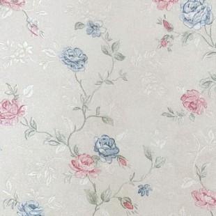 易家 美式复古墙纸田园风格丝绸压花壁纸aa01 082图片