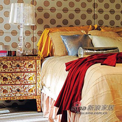 迷情浪漫装饰 打造情调卧室