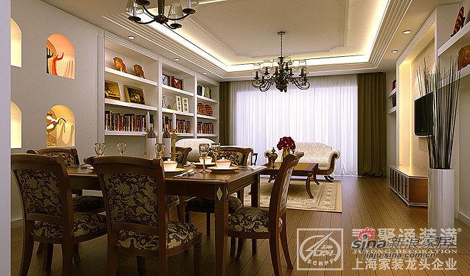 上海聚通装潢作品-华敏世纪广场