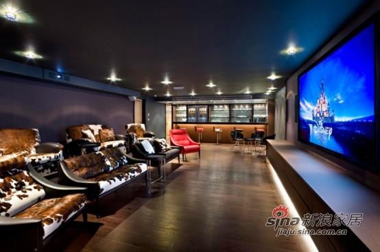 国外15个私人家庭影院设计欣赏