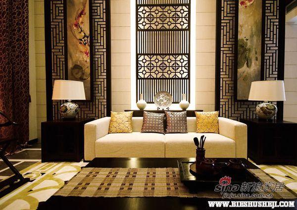 金湾花园中式优雅别墅