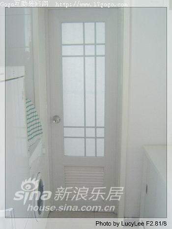 卫生间门图片 家装秀 新浪装修家居网 高清图片