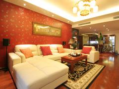 【高清】158平米新中式风格loft设计