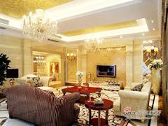 150平欧式古典主义时尚别墅图片
