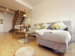 【高清】99平日式写意舒适loft