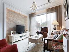 【高清】148平新古典时尚温馨3居室
