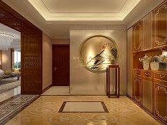 紫薇永和坊247平米新中式风格
