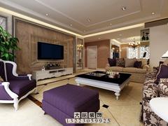 【高清】永威翡翠城家庭装修设计
