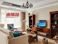 【高清】220平美式别墅恬静生活—悠然之境