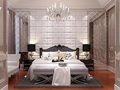 自在香山400平米别墅新古典主义装饰