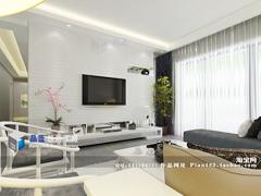 【多图】170平新中式风格4居室