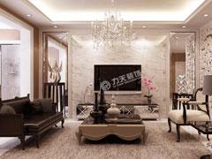 众泰公寓132平米-三室两厅-新古典