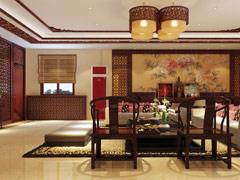 棉花城新中式别墅设计