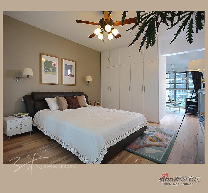 海归中西合璧80平简约三居室