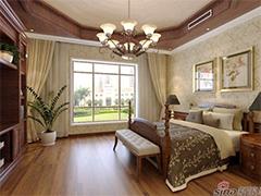 240平美式别墅尽显低调奢华之美