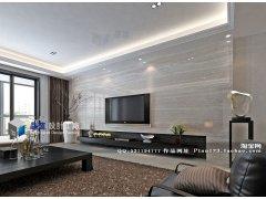 《宁静致远》--现代简约六房两厅265平米