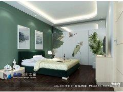 《风吟荷》--现代简约三房两厅139平米