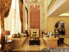 现代古典风格别墅案例