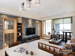 【高清】160平日式清雅舒适3居室