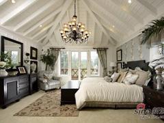 三居室古典风格设计