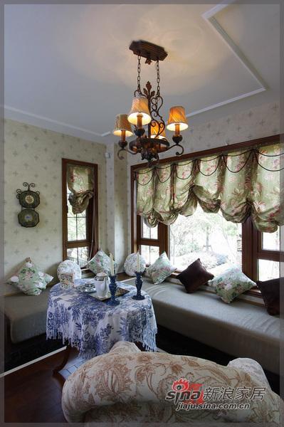 350平超华丽欧式宫廷式别墅图片