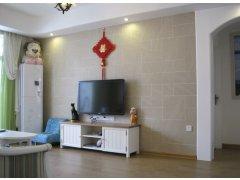 两个人的罗曼蒂克 青城华府 靓丽清爽的两居室装修