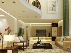 以人为本42万打造280平简约舒适的成品之家