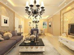 美震瑞景时代72�O-2室2厅-简欧风格