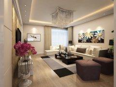 10.8万-132平-美寓华庭-现代-三居室