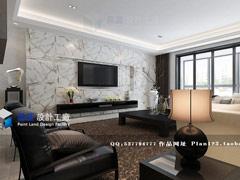 【高清】《静聆风吟》--现代简约六房两厅265平米