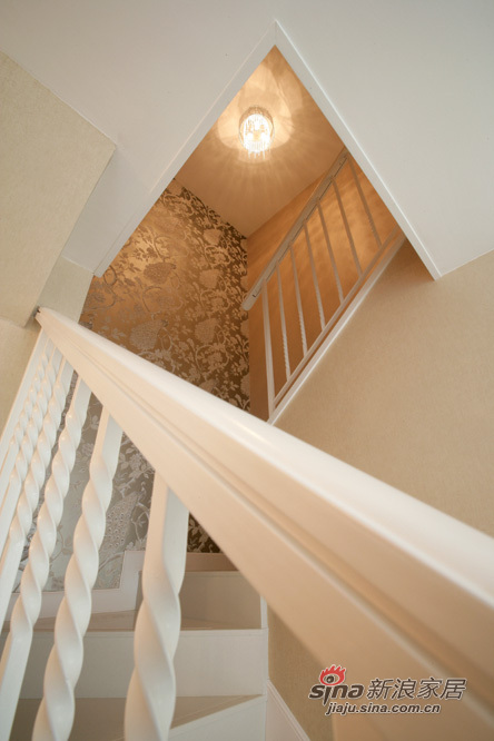 漂亮的楼梯