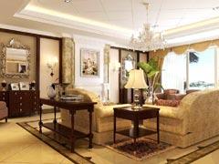 新古典风格三居室