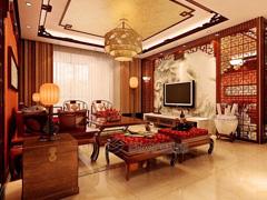 天津城市人家 中式风情