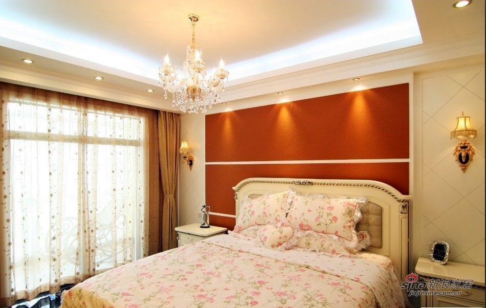 孔雀城200平欧式高贵典雅宫廷风设计图片