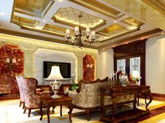 古典欧式的奢华体验