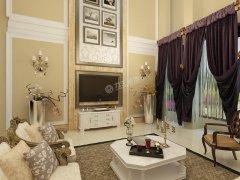 雅仕兰庭205�O-5室2厅3卫1厨-欧式风格