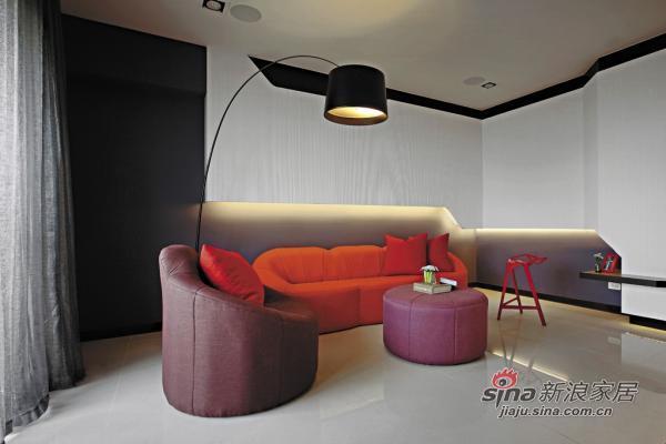 时尚的沙发独特的设计