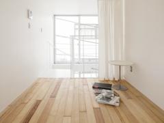 【多图】温木空间感楼梯上的小爱家