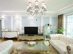 220平老房变身新古典风格美家